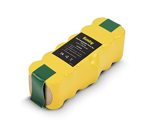 high capacity 4500mah ni mh aps battery for irobot roomba. Black Bedroom Furniture Sets. Home Design Ideas